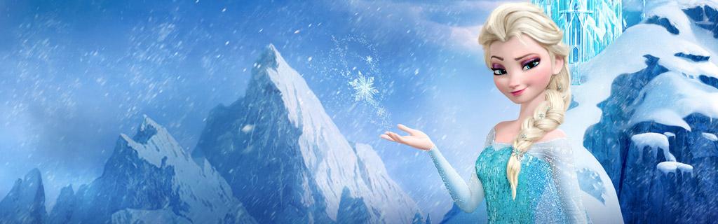 クイーン Elsa Banner