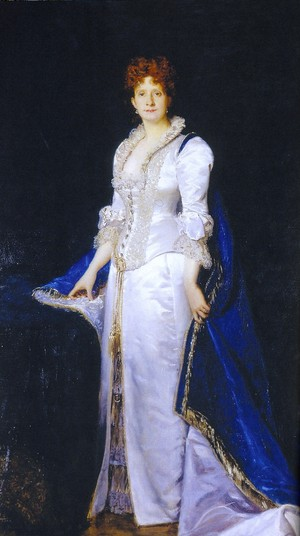 Queen Maria Pia of Portugal