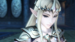 queen Zelda? in Hyrule Warriors