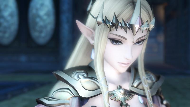 Queen Zelda? in Hyrule Warriors