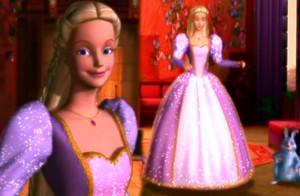 Rapunzel Purple Dress