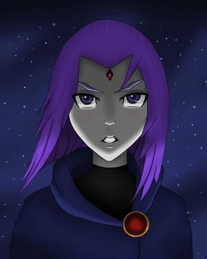 Raven | Teen Titans