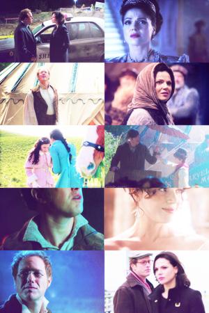 Regina and Archie
