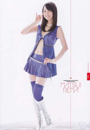 Rena AKB48 Sousenkyo! Mizugi Surprise Happyou
