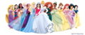 Request for dee389: dee389 with the Disney Princesses