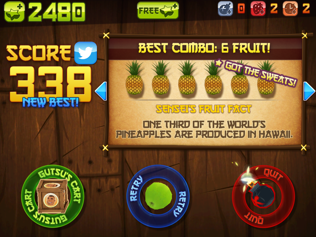 Fruit ninja wallpaper - Fruit Ninja Images Results For The Zen Mode Hd Wallpaper And Background Photos