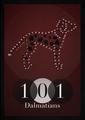 Retro Poster - 101 Dalmatians - classic-disney photo