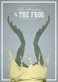 Retro Poster - Princess and the Frog - classic-disney photo