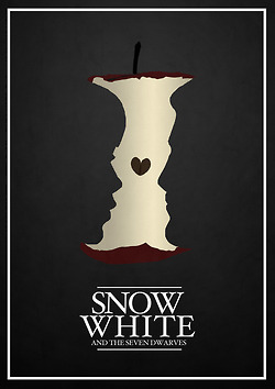 Retro Poster - Snow White