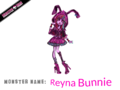 Reyna Bunnie - monster-high fan art