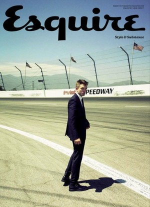 Robert Pattinson,UK Esquire magazine photoshoot