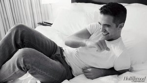 Robert Pattinson photoshoot