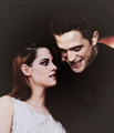 Robert and Kristen - robert-pattinson-and-kristen-stewart photo