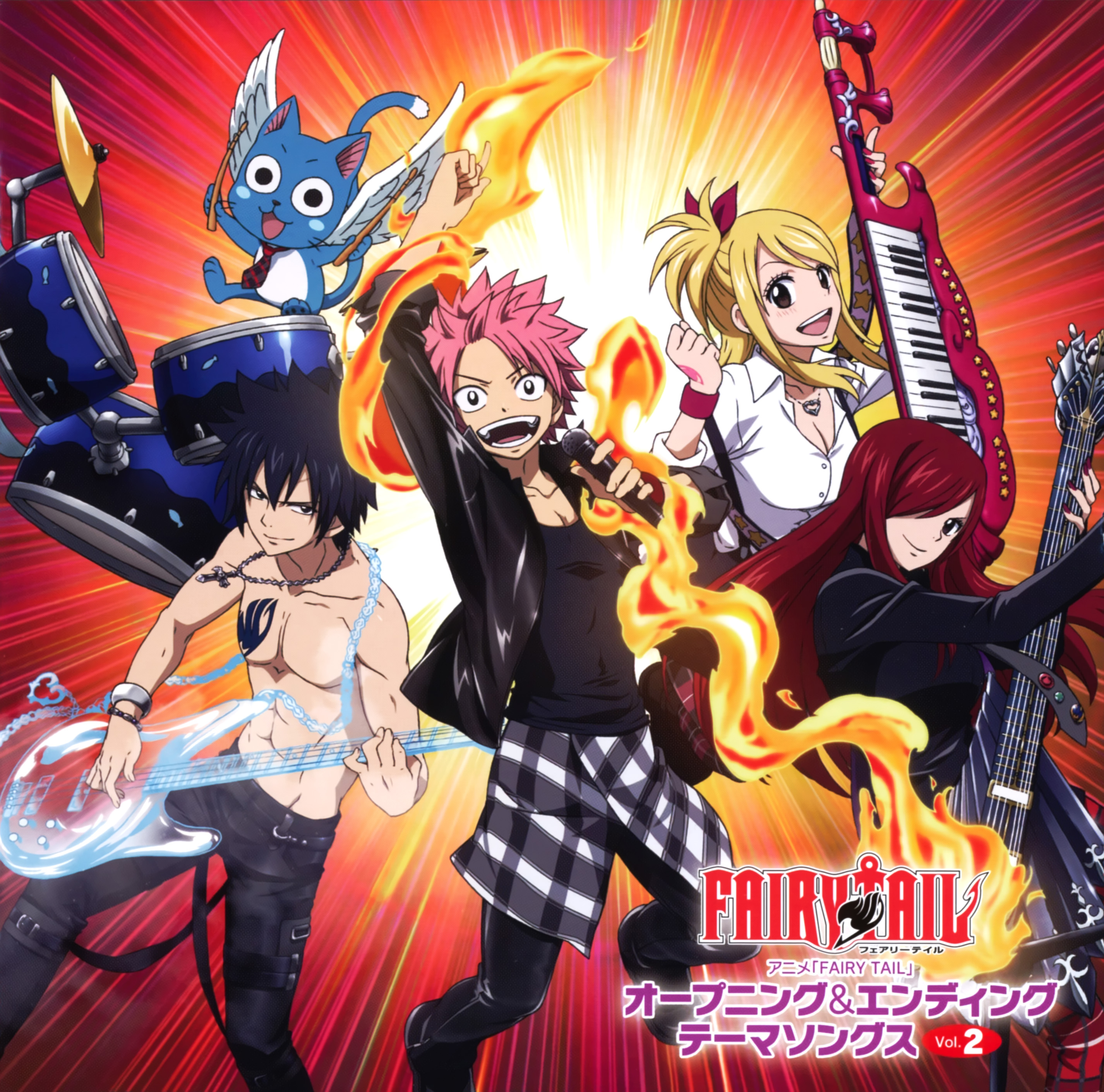 fairytail_fairytail season 2