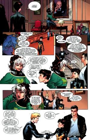 Rogue in Comics