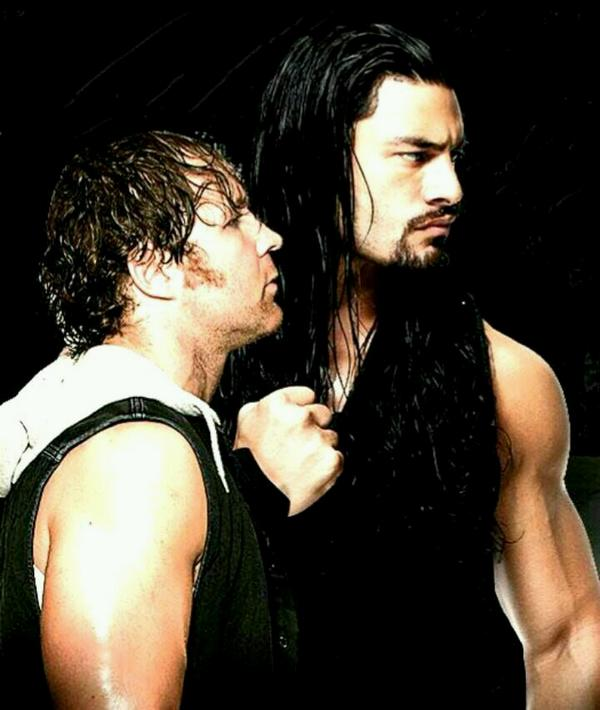 The Shield Wwe Images Roman Reigns And Dean Ambrose Wallpaper And