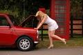 Rosalind's Mini Mayfair - girls-n-cars photo