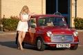 Rosalinds Mini - girls-n-cars photo