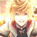 Roxas icon - kingdom-hearts icon