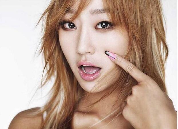 SISTAR Hyorin for「TOUCH MY BODY 」 - Hyorin Photo (37324897 ... Hyorin Sistar