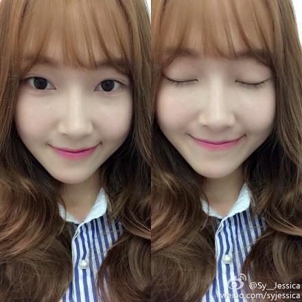 SNSD Jessica Weibo Update