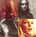 SPN Girls   - supernatural fan art