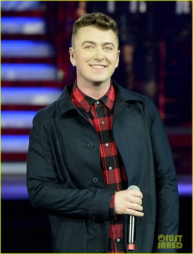 Sam Smith wallpaper possibly with a business suit and a well dressed person titled Sam Smith :)
