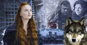 Sansa Stark - The Blood of Winterfell