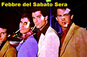 Saturday Night Fever in Italian