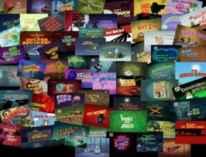 Season Two Collage