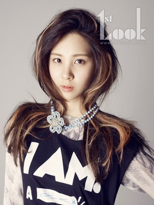 Seohyun - 1st Look Magazine