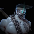 Shadow Jago render  - killer-instinct photo