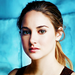 Shailene as Tris in Divergent - shailene-woodley icon