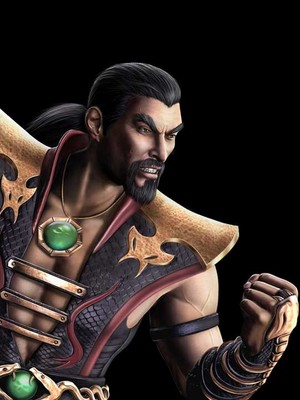 Shang Tsung: Sorcerer of Outworld