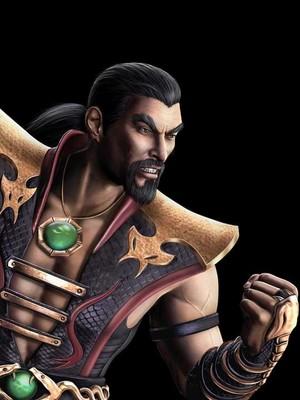 Shang Tsung: Sorcerer of Outworld