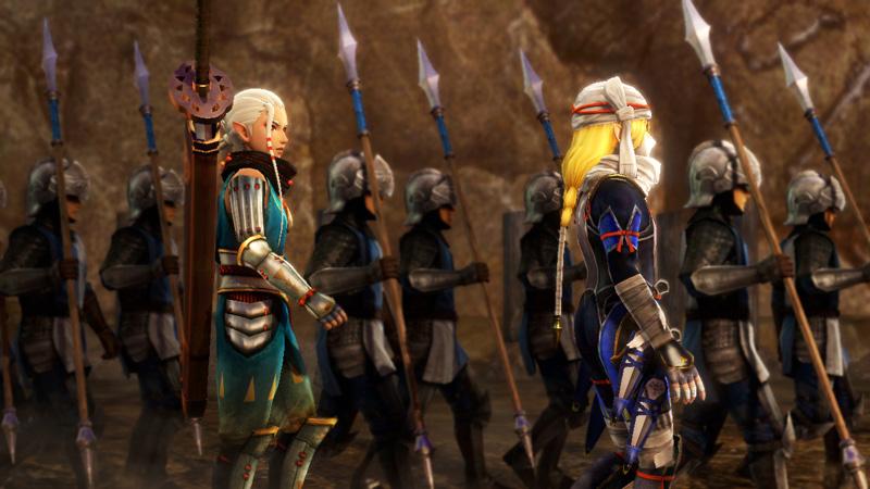 Sheik in Hyrule Warriors