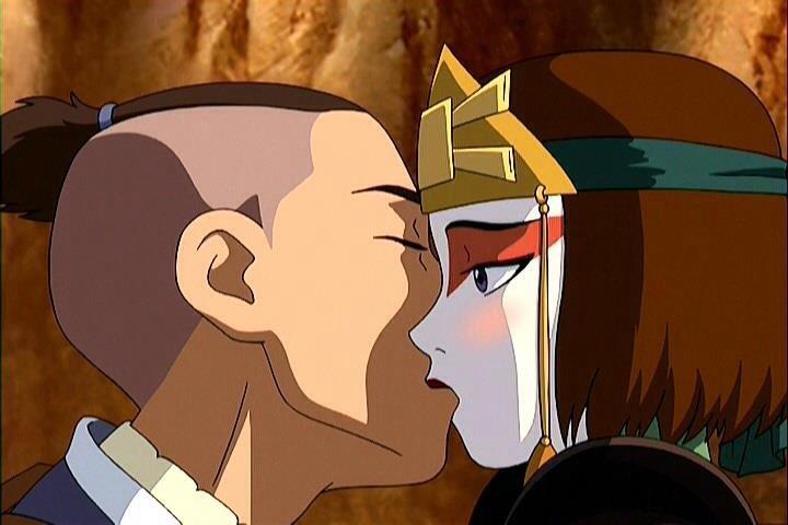 Avatar the last airbender katara and suki