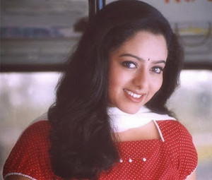 Soundarya (July 18, 1972 - April 17, 2004