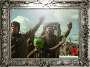 Spotted Dick in Muppets Most Wanted