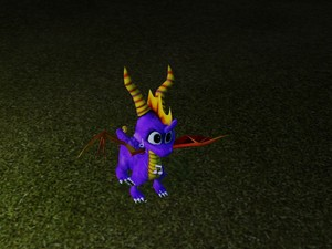 Spyro the dragon CC stereo!