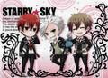 Starry Sky - anime photo