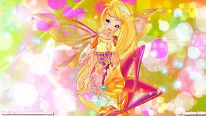 Stella bloomix wallpaper