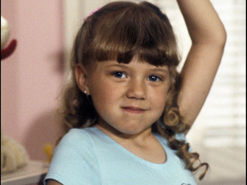 Apologise, Stephanie from full house naked seems