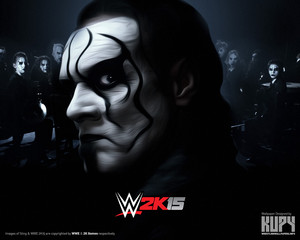Sting - WWE 2K15