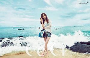 Sulli Ceci Magazine August 2014