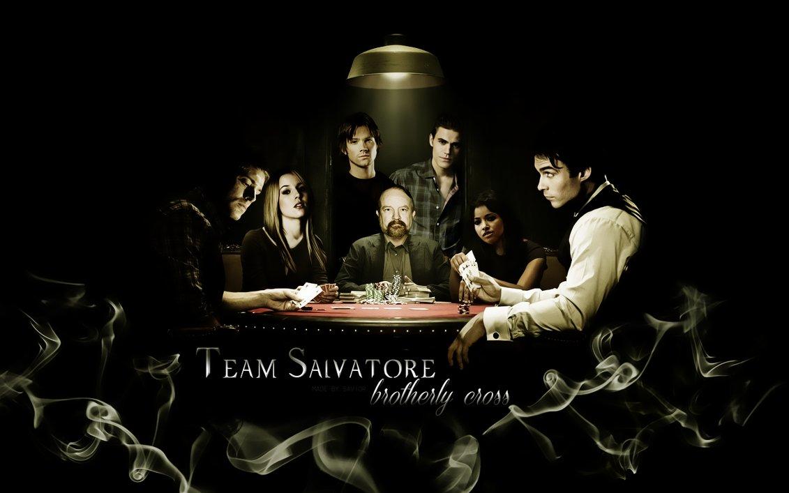 Supernatural and The vampire diaries