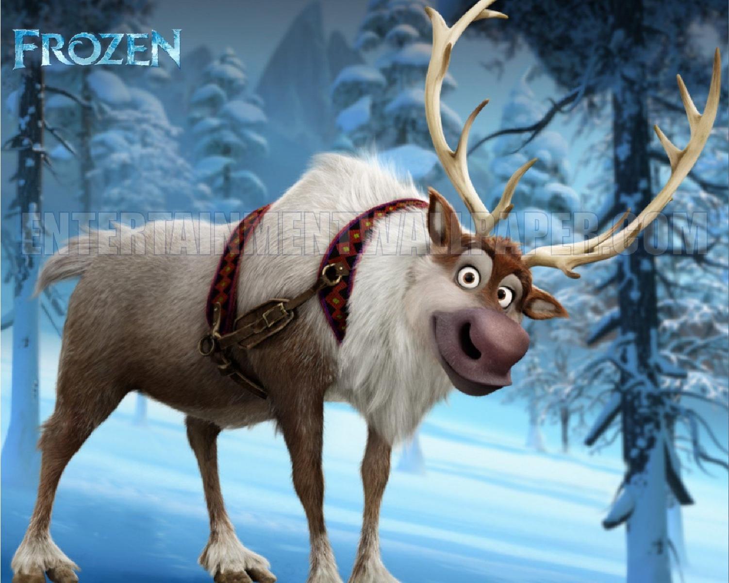 Sven Wallpaper - Frozen Photo (37370200) - Fanpop
