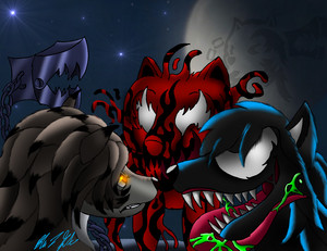 Symbiote Brothers