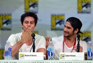 Teen lupo Panel at Comic Con - 24.07.14