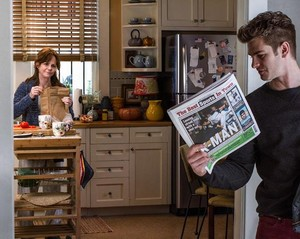 The Amazing Spider-Man 2 - Peter and Aunt May